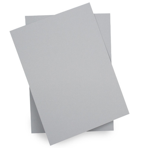 A6 Card Sheets, Storm Grey Matte (50 pack)