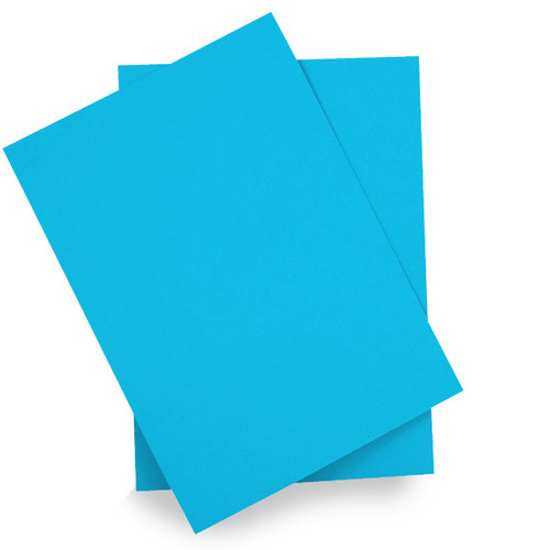 Wholesale Box, A4 Ocean Blue Matte Card (250 sheets)
