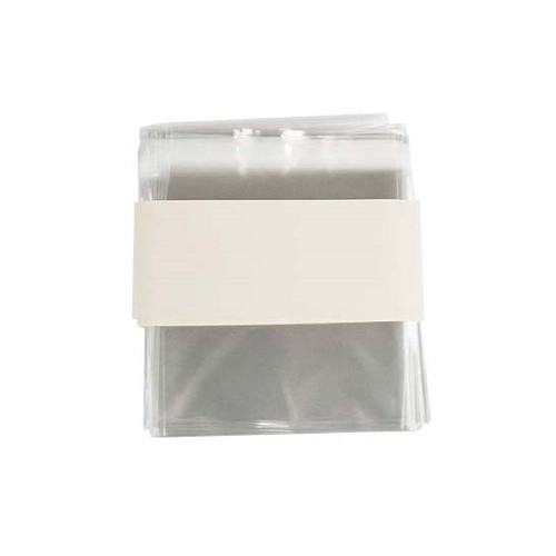 Wholesale Small square cellophane card bags