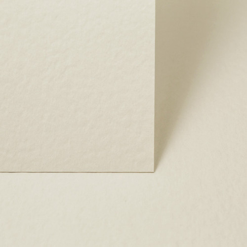 A6 Card Sheets, Ivory Hammer 260gsm (50 pack)