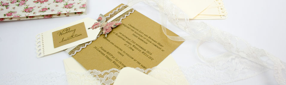 7 Mistakes to Avoid When Making Your Own Wedding Invites