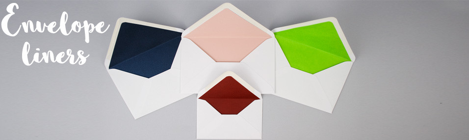 How to Make Bespoke Envelope Liners Using Blank A4 Paper