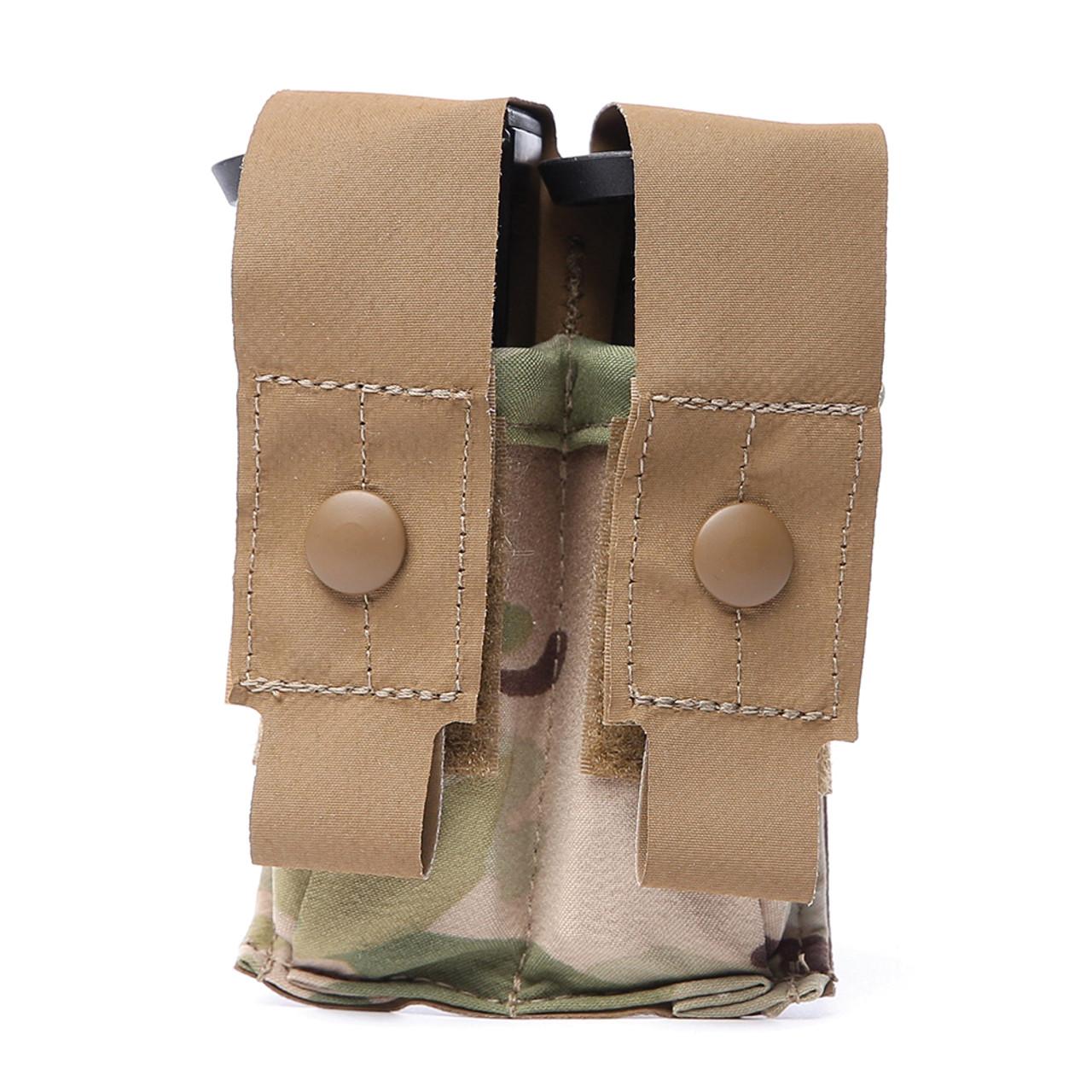 4e1520616437 hts double m9 magazine pouch hero