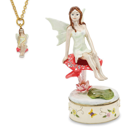 Bejeweled DEVON Little Pixie Trinket Box - BJ3061