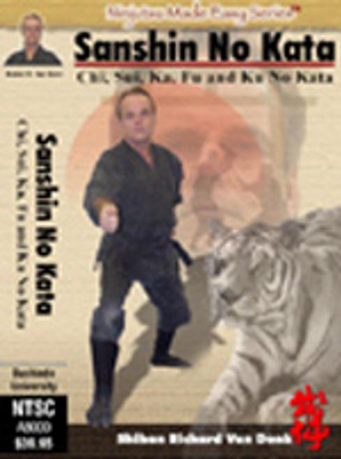 SANSHIN NO KATA - Chi, Sui, Ka, Fu and Ku No Kata