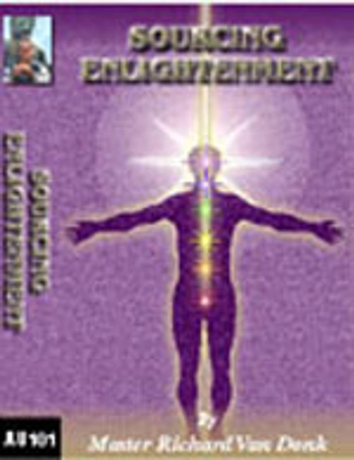 SOURCING ENLIGHTENMENT MEDITATION- 2 CDS