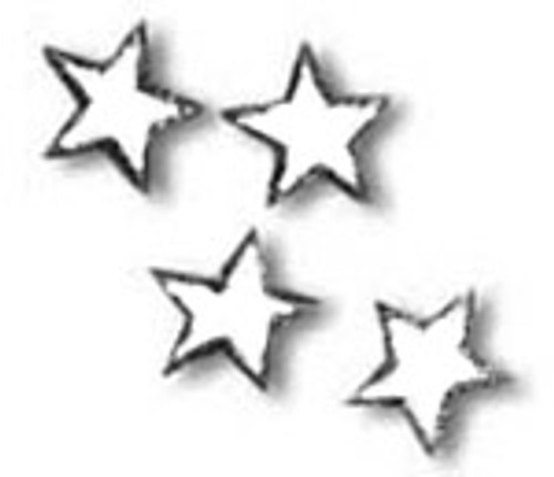 White Uniform Stars