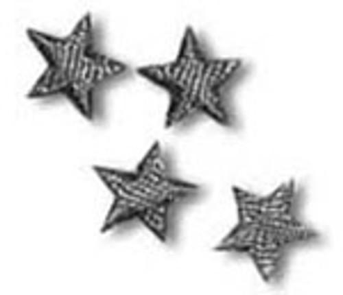 Silver Uniform Stars