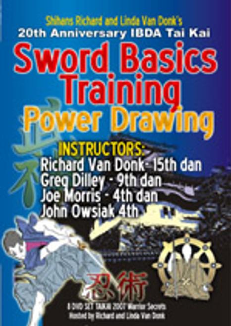 SWORD TRAINING - IBDA TAI KAI 2007