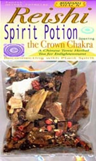 Reishi Spirit Potion Tea