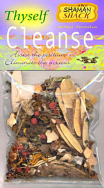Cleanse Thyself Herbal Tea