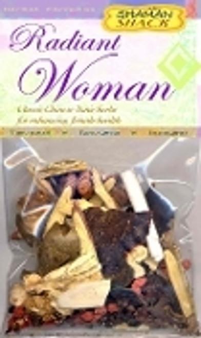 Radiant Woman Herb Tea