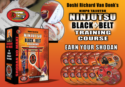 NINJUTSU BLACKBELT COURSE