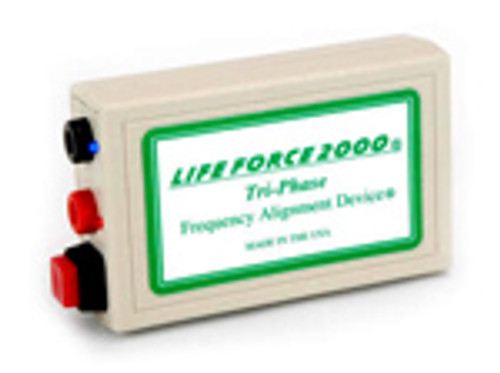 LIFE FORCE FREQUENCY ALIGNMENT DEVICE