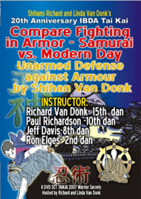FIGHTING IN ARMOR - IBDA TAI KAI 07
