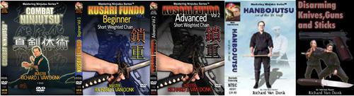 Mastering Ninjutsu Series