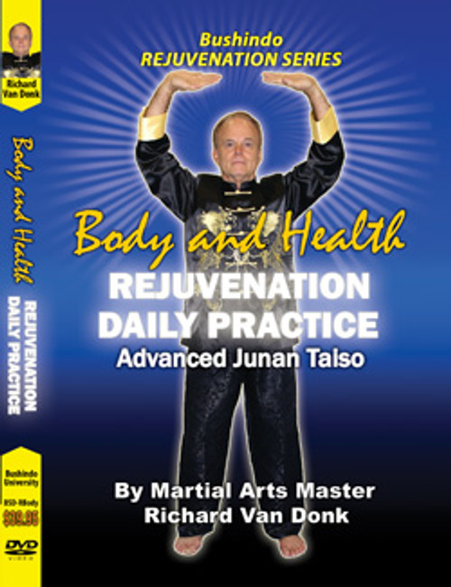 BODY and HEALTH REJUVENTATION DAILY PRACTICE- ONLINE