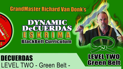 ESKRIMA LEVEL TWO - GREEN BELT