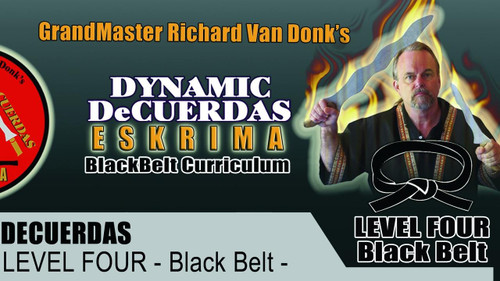 ESKRIMA LEVEL FOUR - BLACK BELT