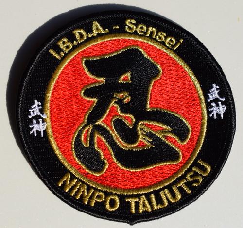 DAN PATCH - IBDA Sensei