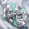 The beauty of this ribbon is in the quality of the fabric. It will tie a perfect bow for that very special gift.