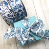 Our trio of Chinoiserie style ginger jar designs are ideal for mixing and matching for gift wrap and design projects!
