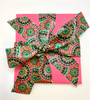 Tie a beautiful package with our African medallion print ribbon!