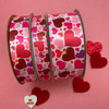 We offer this beautiful design in 3 widths! There is a width for every love themed project you have this Valentine's Day!