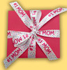 Tie a beautiful Mother's Day gift with our #1 Mom ribbon to make your gift pop!