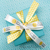 Mix and match our adorable You are my Sunshine with yellow and white gingham for the prettiest gifts, wreaths and party decor trending now!