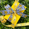 Mix and match our adorable Sunflower ribbon with our bees to make the sweetest Summer packages ever!