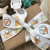 Tie a special Summer gift or bridal shower gift with our watercolor baskets for a very special touch!