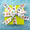 A Summer hostess gift is oh so cool tied with our popsicle ribbon!