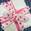 Mix and match our pink flamingos with pink and white gingham check for a fun  preppy gift or craft idea!