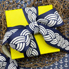 Our nautical rope ribbon ties a perfect bow for gifts wrap, gift baskets, wreaths and party decor too!