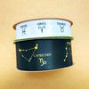 Mix and math our zodiac symbols with our constellation ribbon for fun party decor!