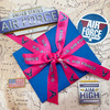 Tie our beautiful pink Air Force ribbon on a pretty blue box for the perfect gift!