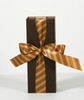 A box of chocolates tied with our caramel ribbon will make any treat even sweeter!