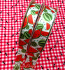 """Our yummy Summer watermelons come in two sizes! Offered in 5/8"""" and 7/8"""" these watermelon ribbons will be the perfect addition to your picnic themed party!"""