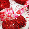 We are in favor of Kisses all around on Valentine's Day!