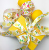Our lemonade and lemons ribbons pair beautifully! Add these to a Summer event to brighten any day!