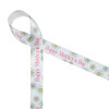 Happy Mother's Day in Pink with daisies sprinkled in the background will be sure to make Mom smile when tied on her Mother's Day gift! Designed and printed in the USA