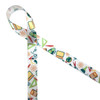 Science themed ribbon ideal for school parties, birthday parties or even corporate events! This fun ribbon features many elements of science study and work.
