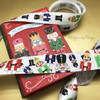 "Our 7/8"" Nutcrackers mix well with our 5/8"" Nutcrackers to create such a fun and masculine Christmas theme!"