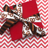 Who doesn't like sweet and salty? Pair our chocolate stripes with pretzels for fun party favors!