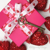 The prettiest bow on a little package can send the best message! I'm giving you the key to my heart!