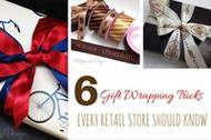 6 Gift Wrapping Tricks Every Retail Store Should Know