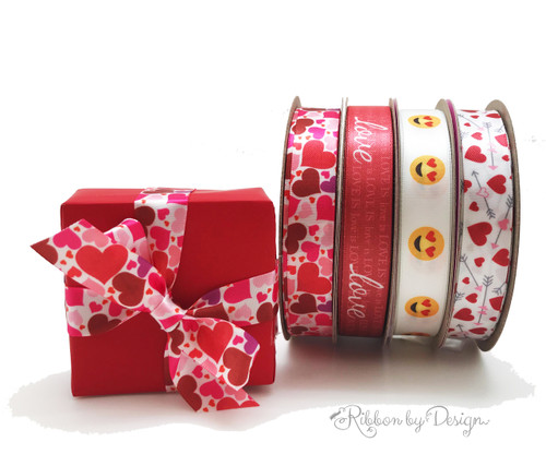 Mix and match our Valentine collection to make your Valentine gifts and favors more fun!