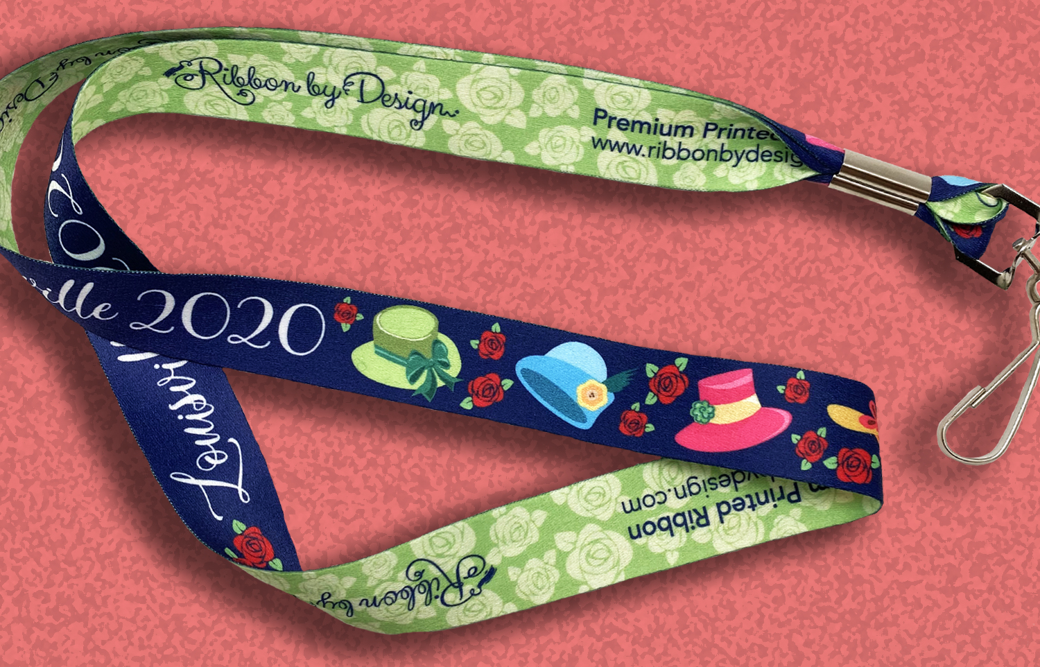 Custom Lanyards for Events, Tradeshows, & ID Holders