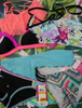 24pc Designer Bikini & Tankini #15435B (o-5-5)